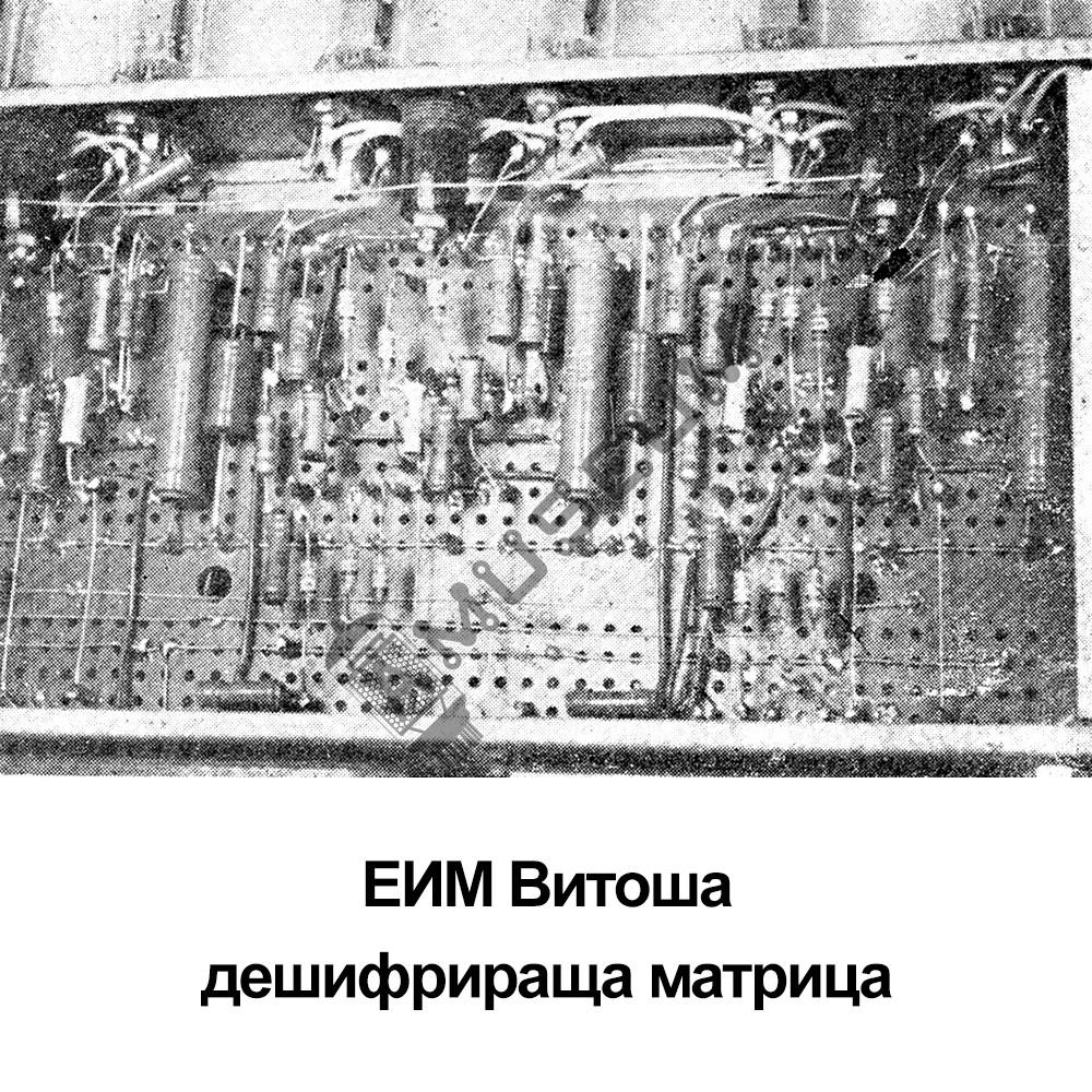 Витоша - първата българска ЕИМ